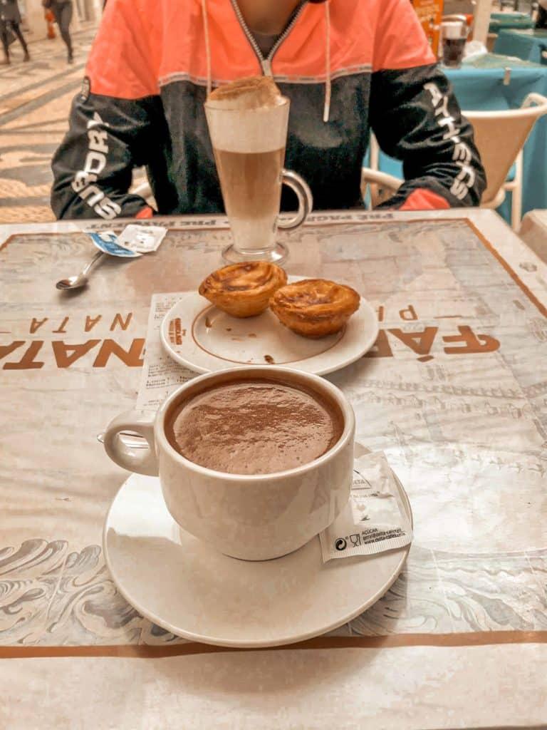 Cafe Elevador de Santa Justa