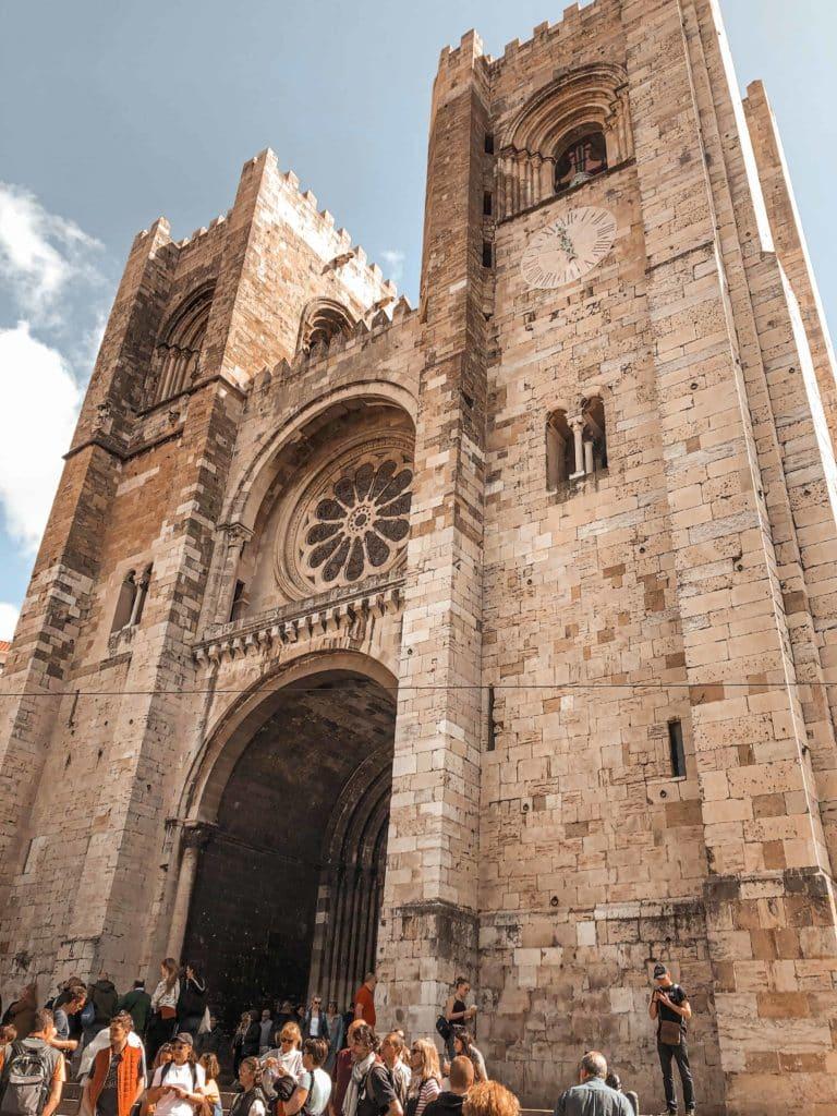 Catedral Se Patriarcal Lissabon