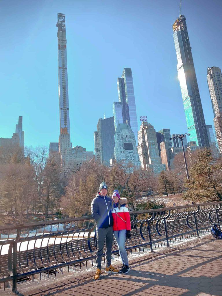 Central Park Skyline 1