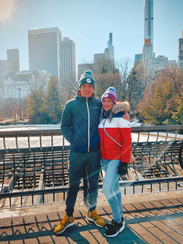 Central Park Unternehmungen 1