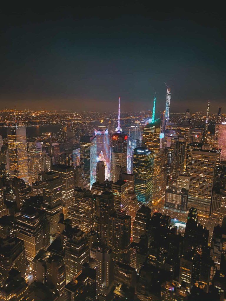 Sehenswürdigkeit Empire State Building