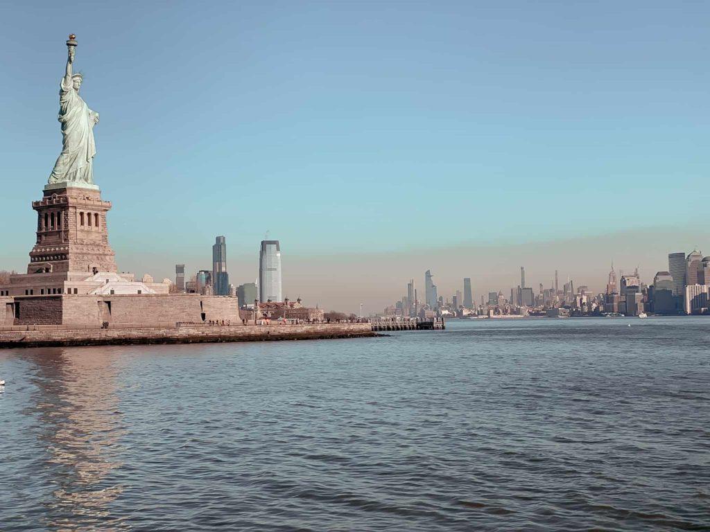 Freiheitsstatue von New York City