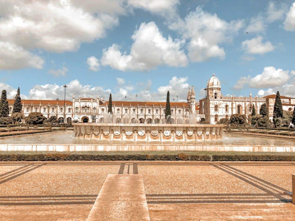 Hieronymitenkloster in Lissabon