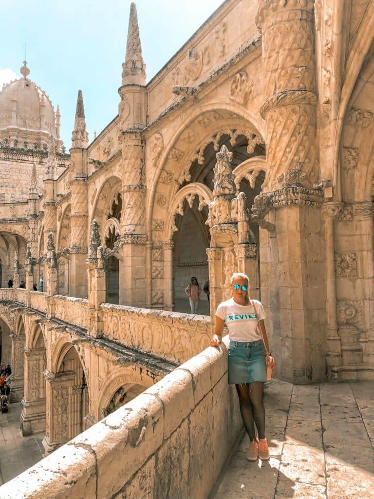 Hieronymitenkloster in Lissabon Kim Hirnstein