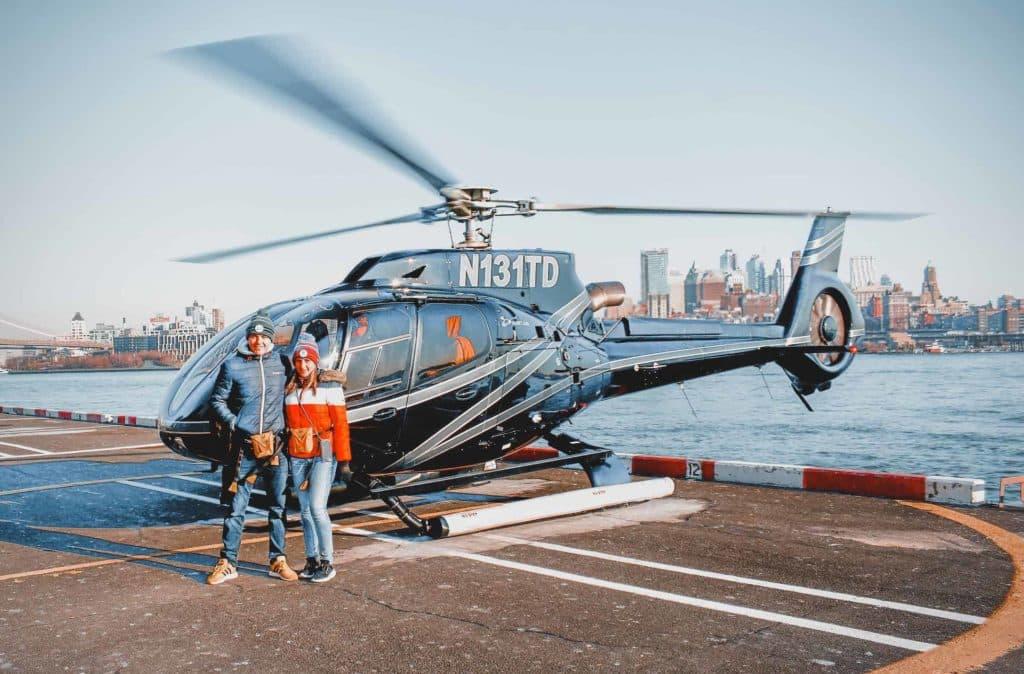 New York Hubschrauberrundflug