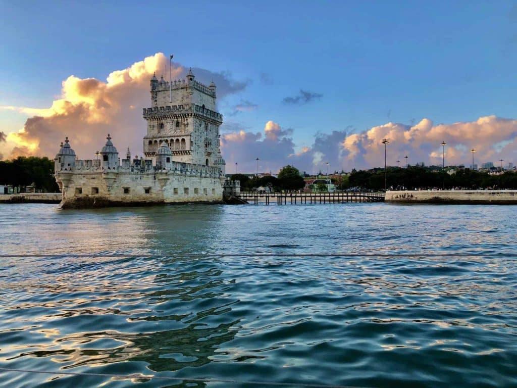 Torre de Belem - Sehenswürdigkeit von Lissabon