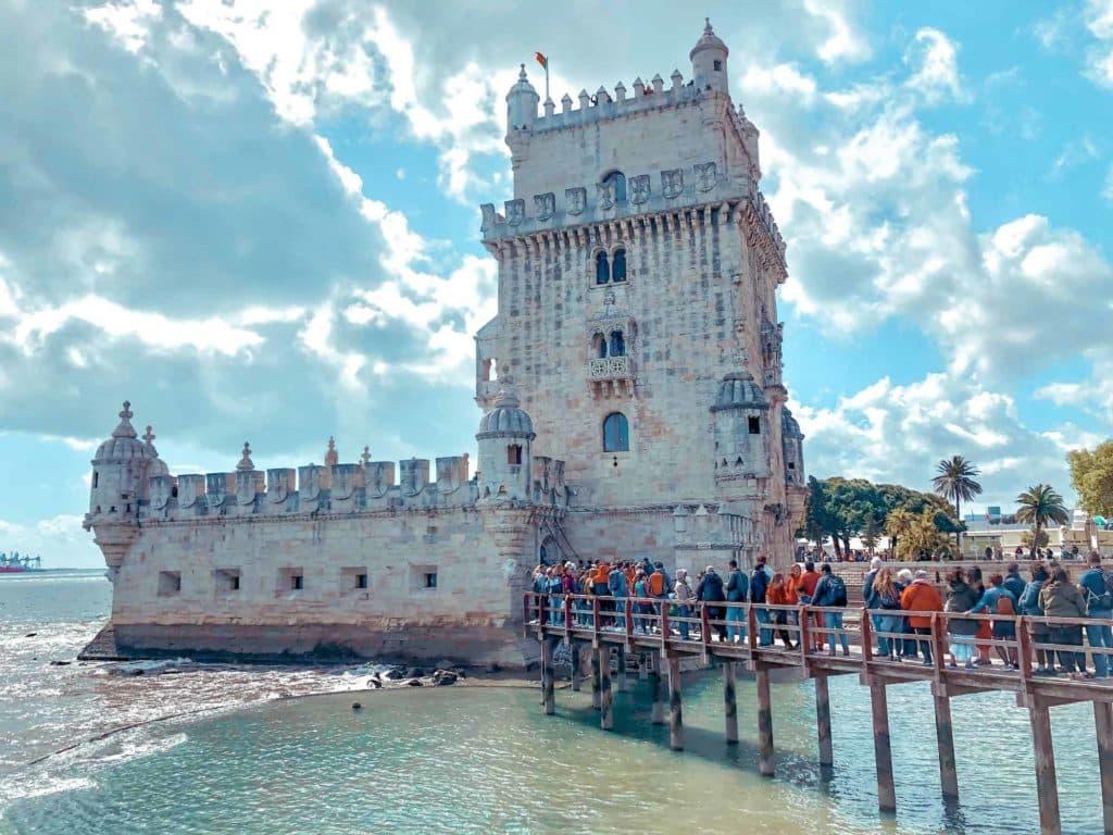 Sehenswürdigkeit Turm von Belem Lissabon