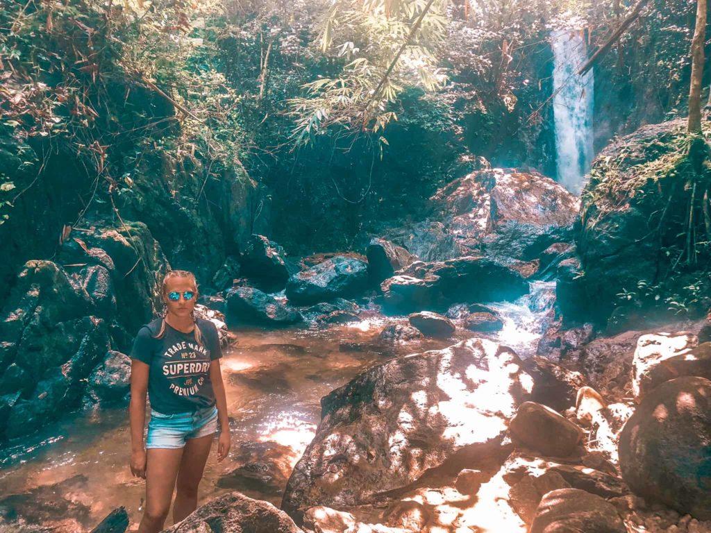 Bang Pae Wasserfall Phuket Thailand