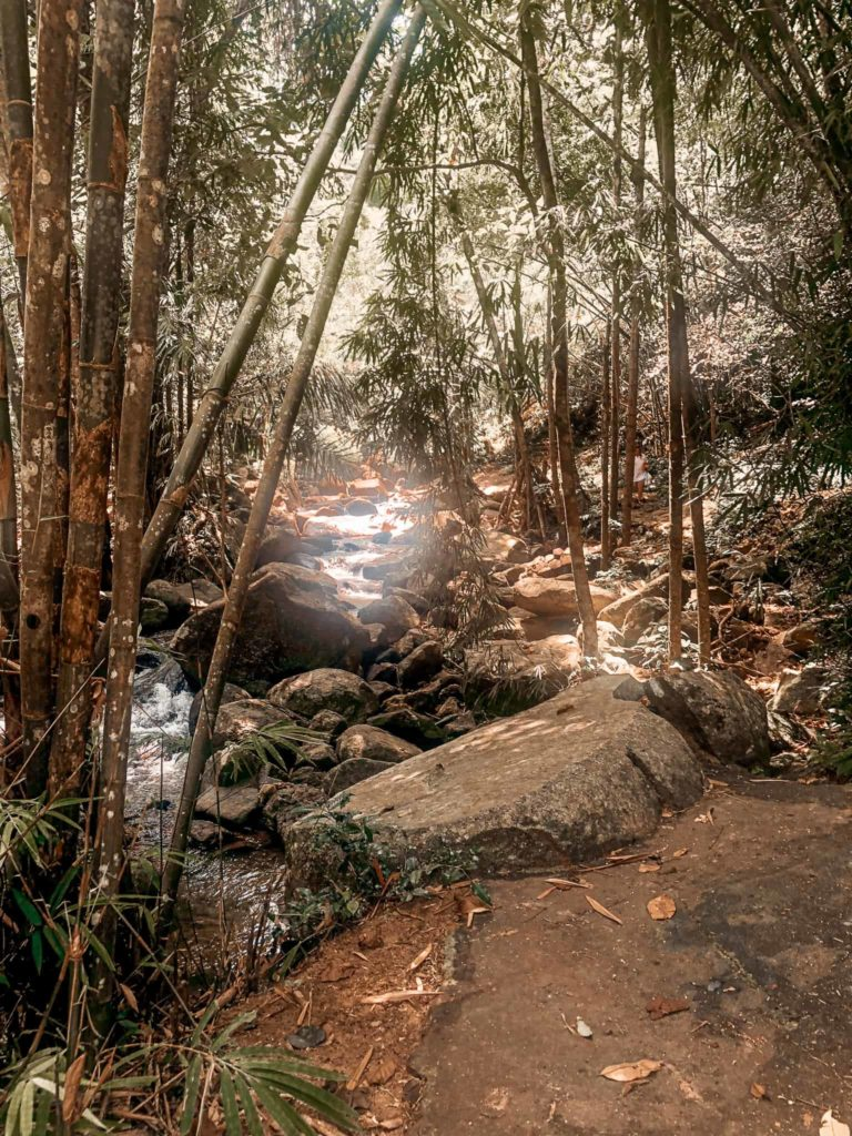 Bang Pae Waterfall Phuket