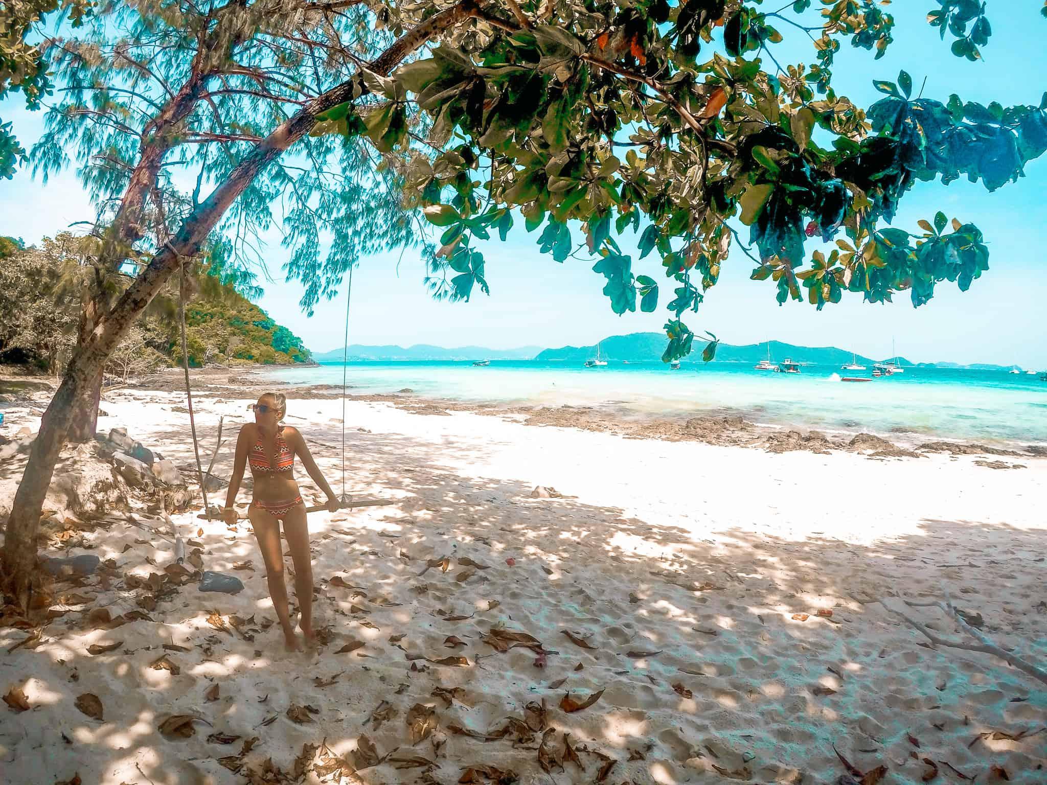 Coral Island - empfehlenswerter Strand in Phuket