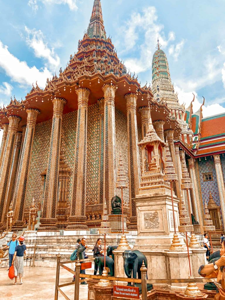 Golden Temple of the Emerald Buddha