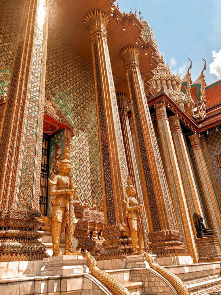 Tempel als Sehenswürdigkeit