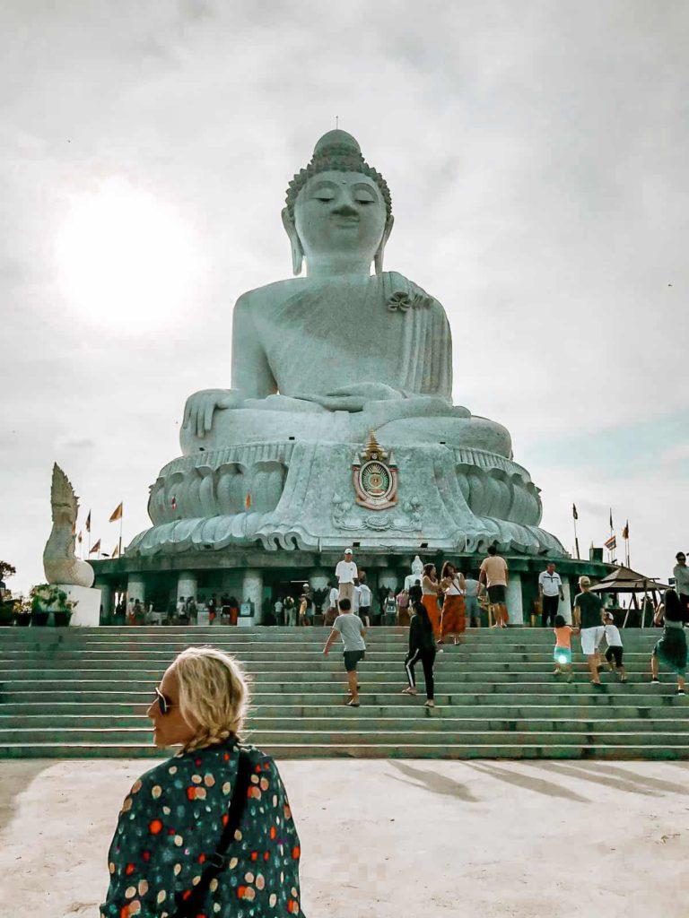 Sehenswürdigkeit Big Buddha in Phuket