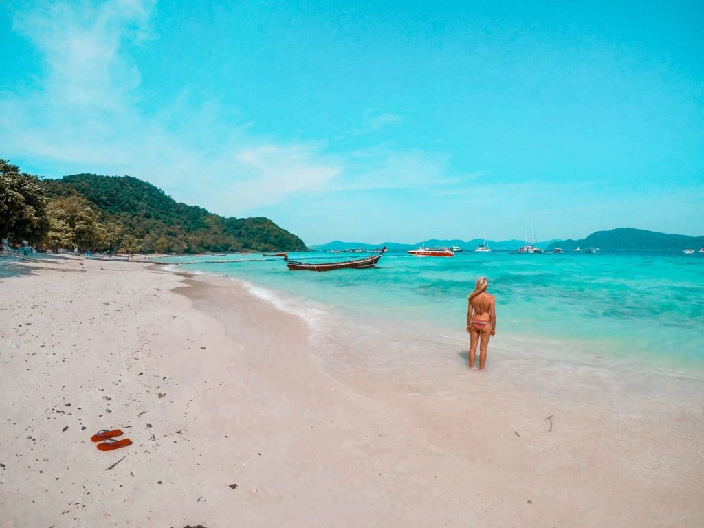 coral island thailand phuket