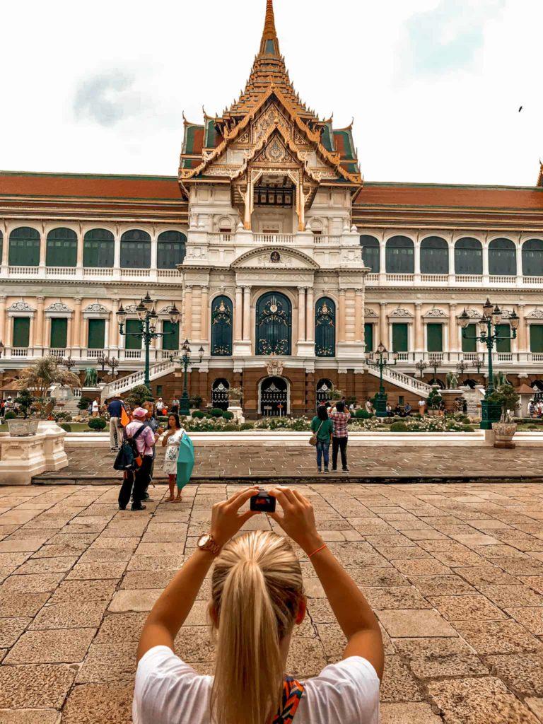 Sehenswürdigkeit Königspalast