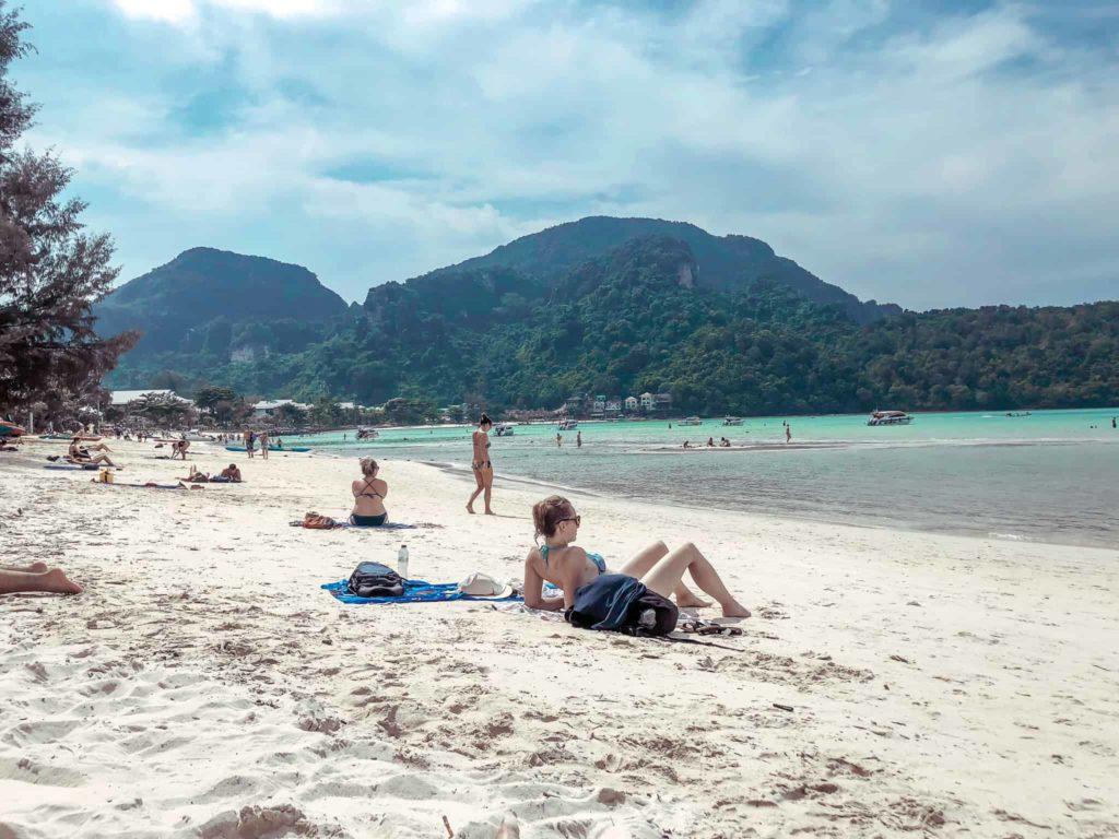 Ko Phi Phi hat viele schöne Traumstrände