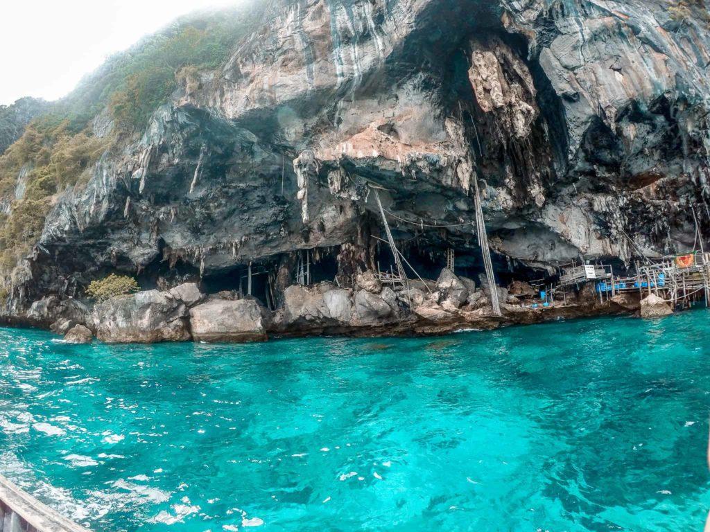 Viking Cave auf Ko Phi Phi