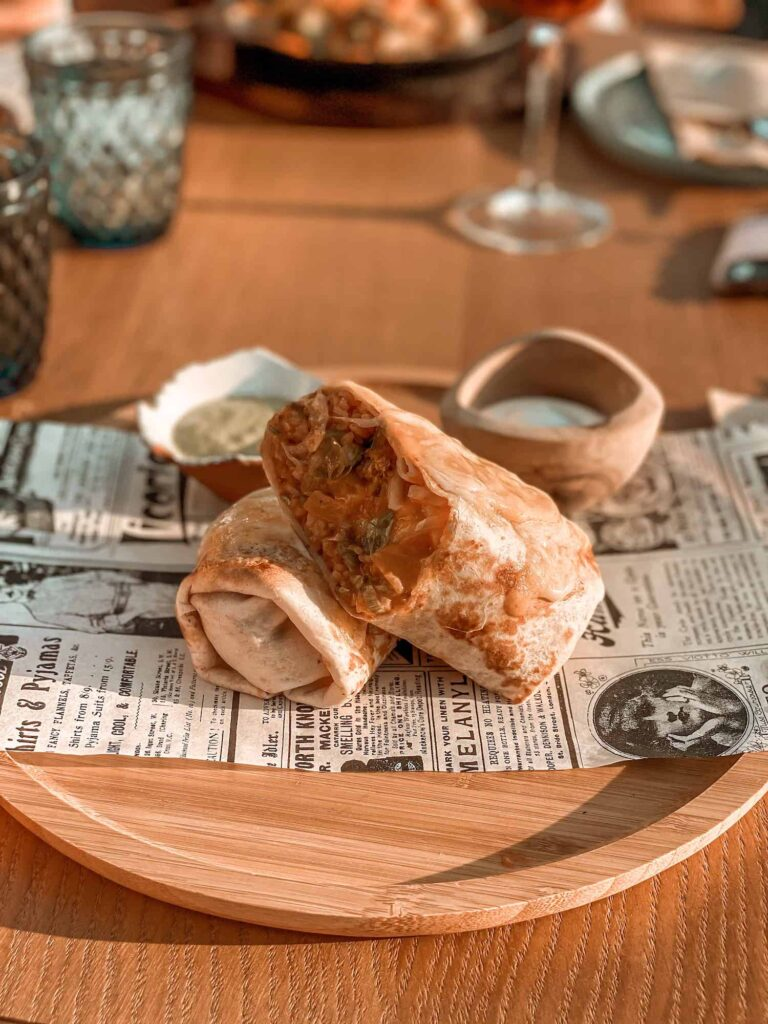 Mykonos Mexikaner Restaurant