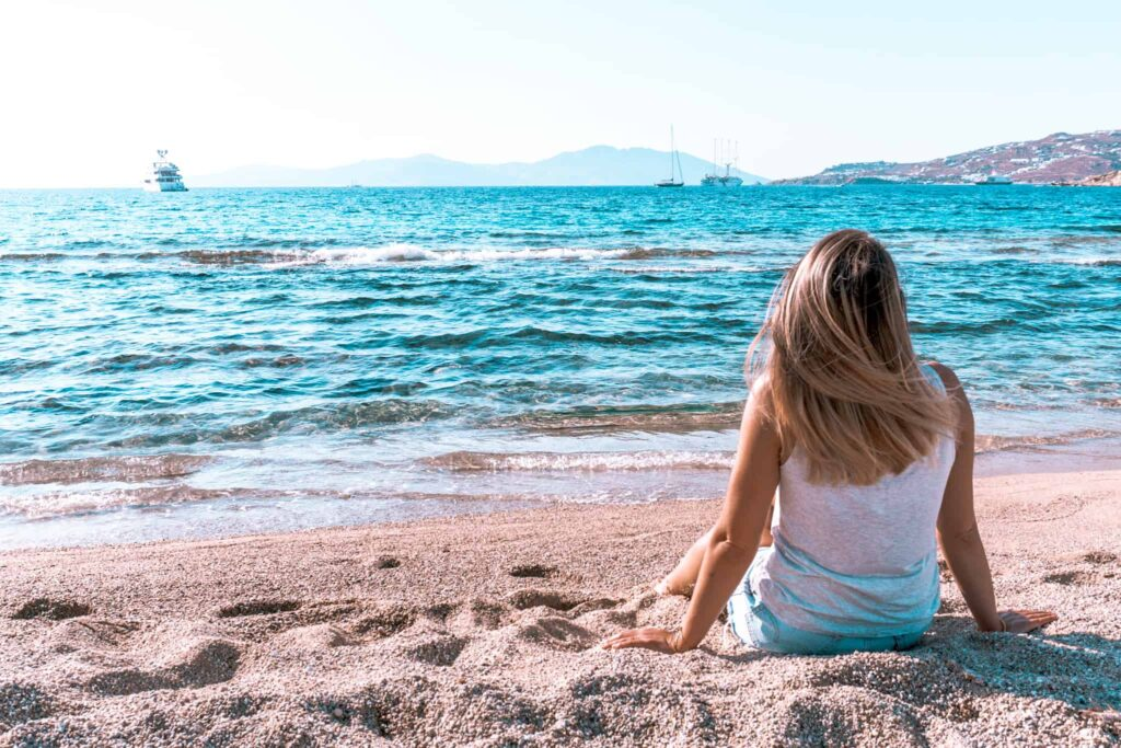 Paralia Megali Ammos Beach