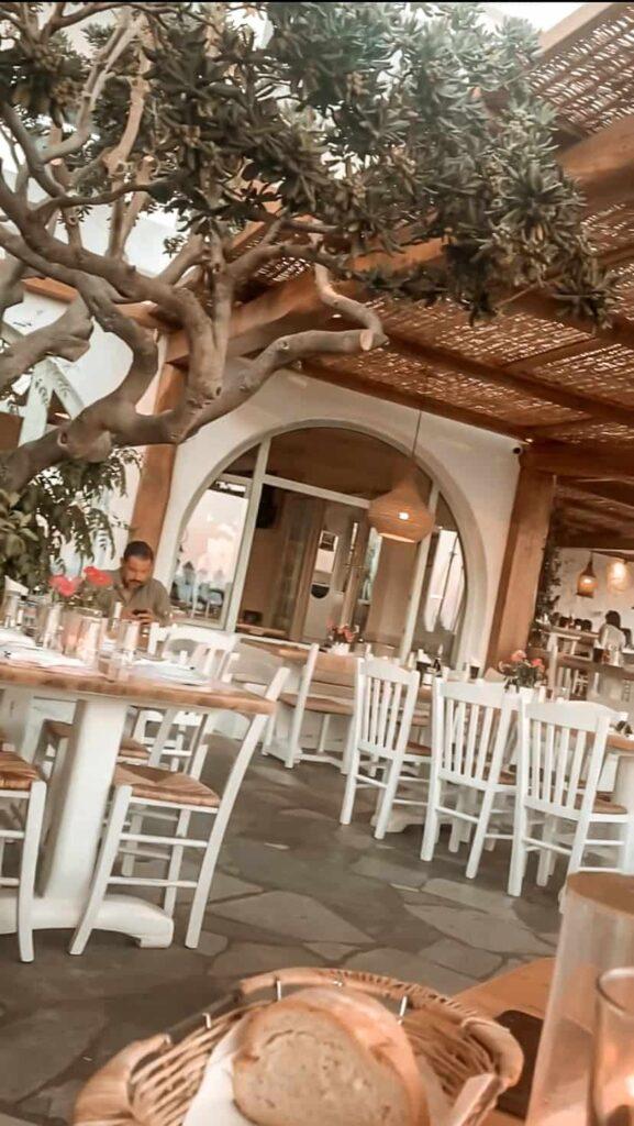 Restaurant Innenstadt Mykonos