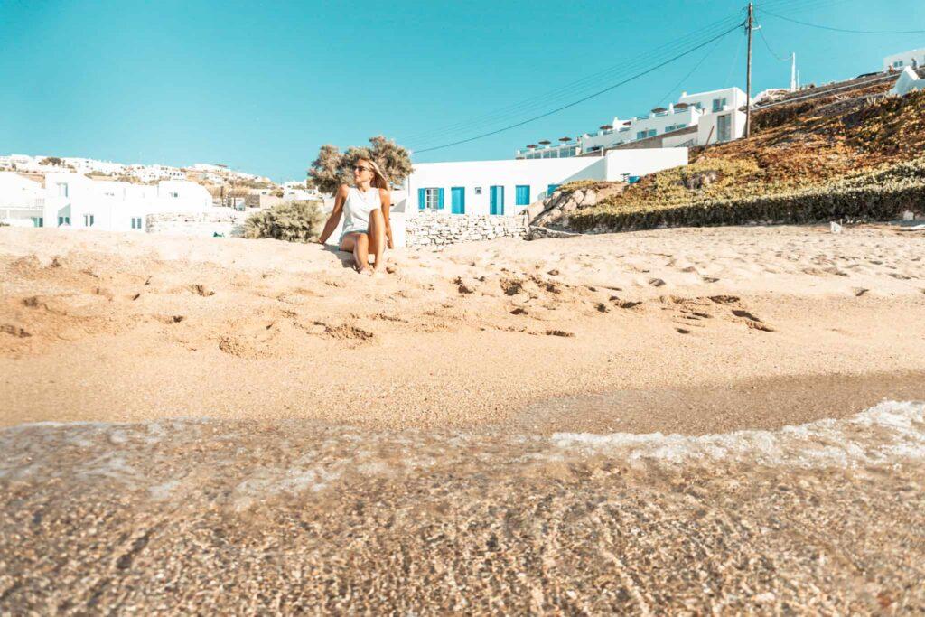 Shooting Beach Paralia Megali Ammos