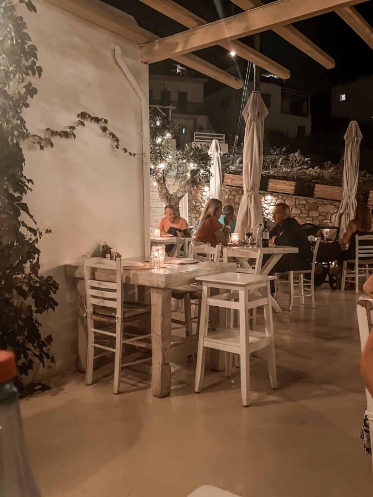 Taverne in Griechenland