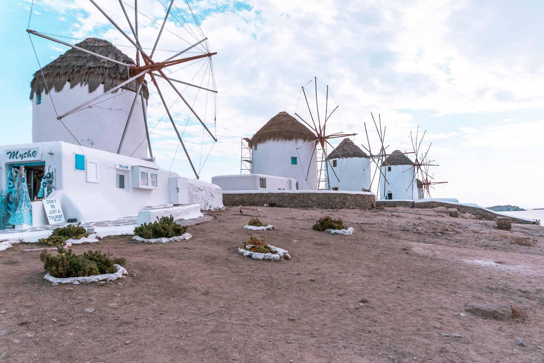 Windmühlen Kato Milli