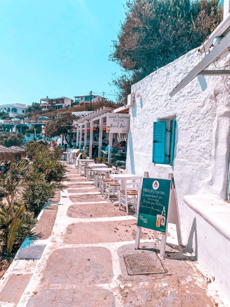Agios Stefanos Strand